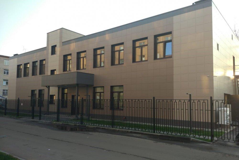 В Жуковском запущен новый корпус научно-исследовательского института приборостроения