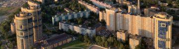 Жилой дом на 540 квартир для переселения по программе реновации строят в районе Бабушкинский