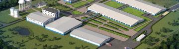 На западе Москвы появится новый производственный комплекс