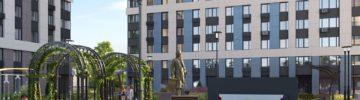ЖК «Петровский парк» ввели в эксплуатацию раньше срока