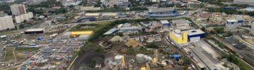 В бывших промзонах столицы за 10 лет построили 17 млн «квадратов» жилья