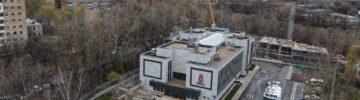 В Москве построят 20 зданий для районных ОВД