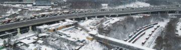 В районе Ховрино открыта первая станция будущего МЦД-3