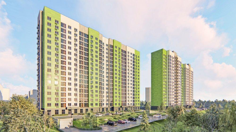 Жилой дом для переселения по программе реновации построят в Северном Тушино в 2021 году