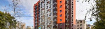 Жилой дом ввели в эксплуатацию по программе реновации в районе Даниловский
