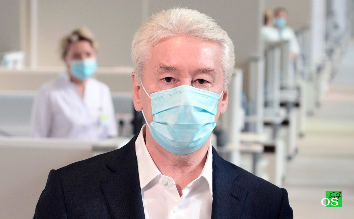 Собянин назвал необходимое число вакцинаций от COVID-19 в Москве