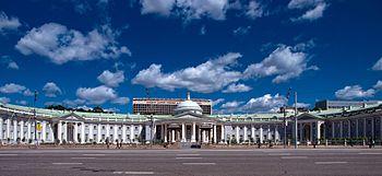 Бочкарёв: новый корпус НИИ Склифосовского оснастят вертолетной площадкой