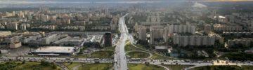 Более 100 километров дорог построено в Москве в 2020 году