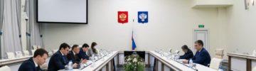 Глава Минстроя России провел встречу с Послом Узбекистана