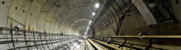 Готов тоннель между станциями метро «Мамыри» и «Славянский мир»