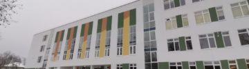 Холдинг «Краснокамский ЖБК» завершил строительство школы в Перми раньше срока