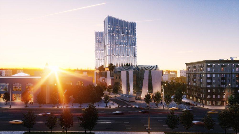 IKON Development подвел итоги года по комплексу апартаментов «Дом Chkalov»