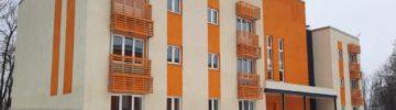 Как прошла сдача дома для переселенцев из аварийного жилья в Зарайске