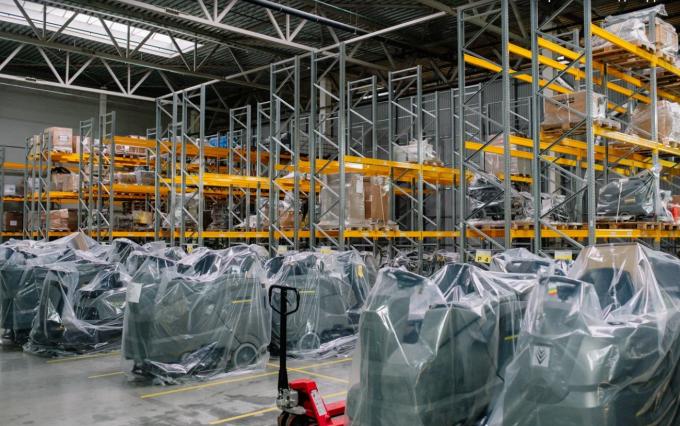 «Керхер» открыл новый сервисный центр с площадкой для восстановления техники