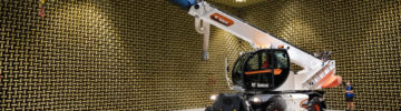 Компания Bobcat представляет линейку поворотных телескопических манипуляторов нового поколения