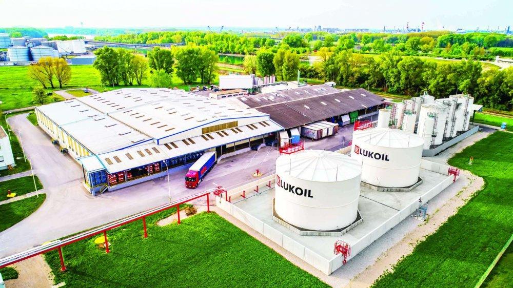 Лукойл обеспечит завод Man в Нюрнберге моторными маслами для дизельных двигателей