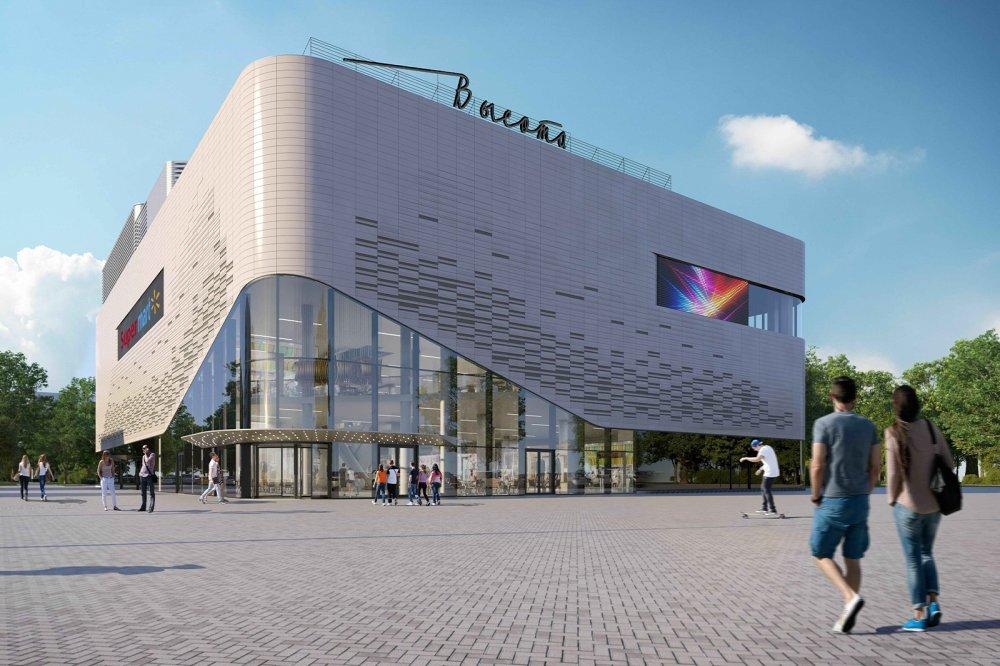 Реконструкция кинотеатра «Высота» в Кузьминках — завершена