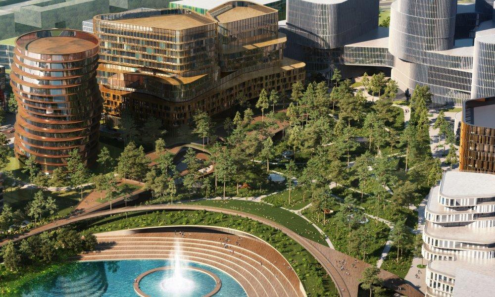 Рублёво-Архангельское станет первой сертифицированной территорией по стандарту «зеленого» строительства