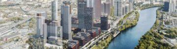 SberCIB предоставит 45 млрд рублей на строительство Sydney City в Москве