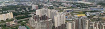 Спрос на новостройки Петербурга вырос на 40%