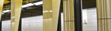 Станции «Хорошёвская» и «Шелепиха» БКЛ метро закроют для подключения нового участка
