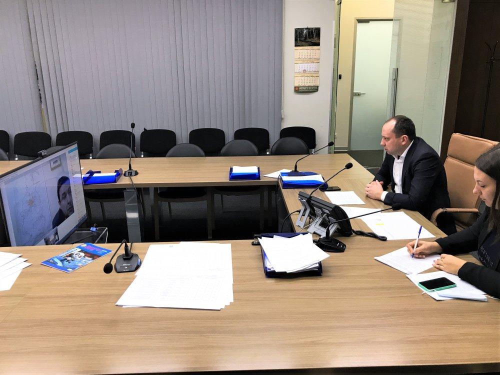 В Минстрое Подмосковья состоялось селекторное совещание по вопросу расселения аварийного жилья в Павловском Посаде