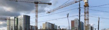 В Москве построили 10 гостиниц и 14 офисных центров в 2020 году