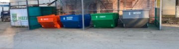 Жители Подмосковья могут бесплатно сдать свои крупногабаритные отходы на 36 площадках «Мегабак»