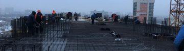 Дольщикам проблемного ЖК «Терлецкий парк»: городской застройщик приступил к возведению 11-го этажа
