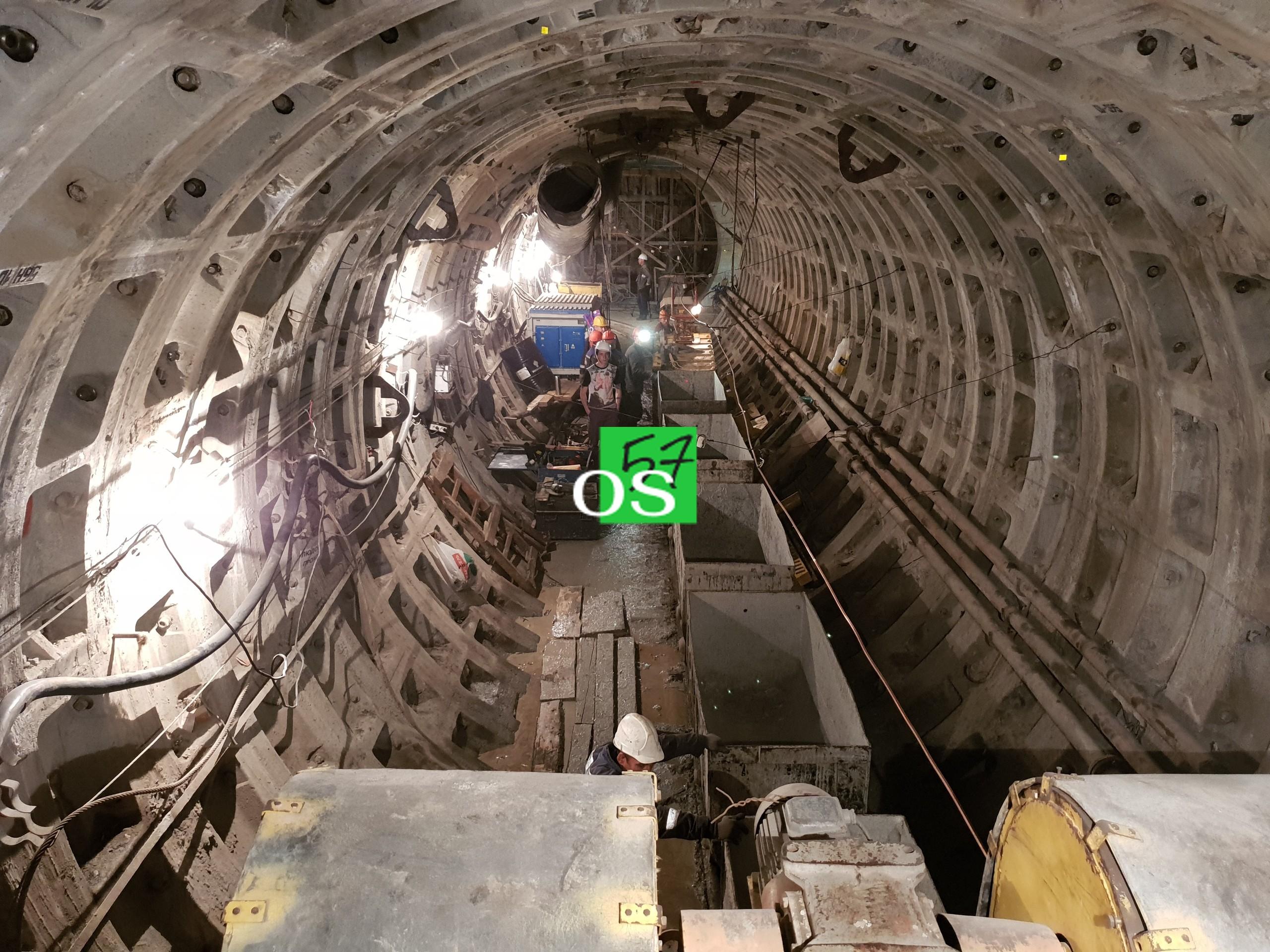 В Москве начнётся строительство новой линии метро
