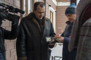 Как дольщики Дмитровского городского округа получают ключи