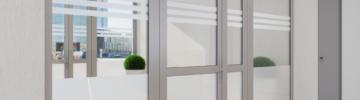 Kaleva представляет новинку – алюминиевые окна и двери