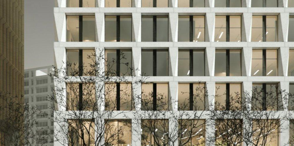 Офисный комплекс и общественный парк появятся в районе Беговой