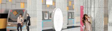 Станция метро «Улица Новаторов» Троицкой линии готова на треть