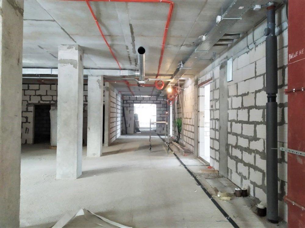 Строительство начальной школы в Луховицах завершится в 2021 году
