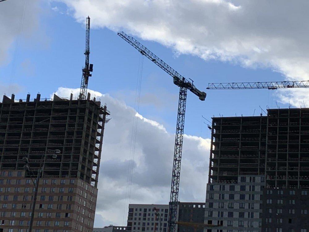 В ЦАО Москвы введено в эксплуатацию свыше 500 тыс. кв. метров недвижимости