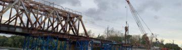 Выяснилось, сколько эстакад, мостов и тоннелей построят в Москве в 2021 году