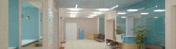 Комплексную поликлинику построят в Домодедове в 2022 году
