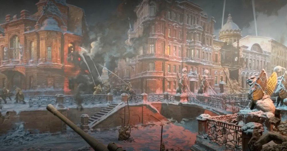 Музей Победы в Москве ожидает капитальный ремонт