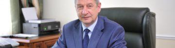 Поздравление руководителя Департамента градостроительной политики С.И. Лёвкина с Днем защитника Отечества!