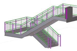Создана BIM-модель дома на Судостроительной улице