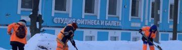 В Некрасовке завершается строительство физкультурно-оздоровительного комплекса