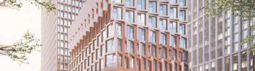Жилой комплекс в стиле модернизм появится в районе Марьина Роща