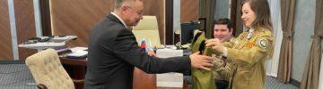 Глава Минстроя РФ провел совещание с руководителем молодежной организации