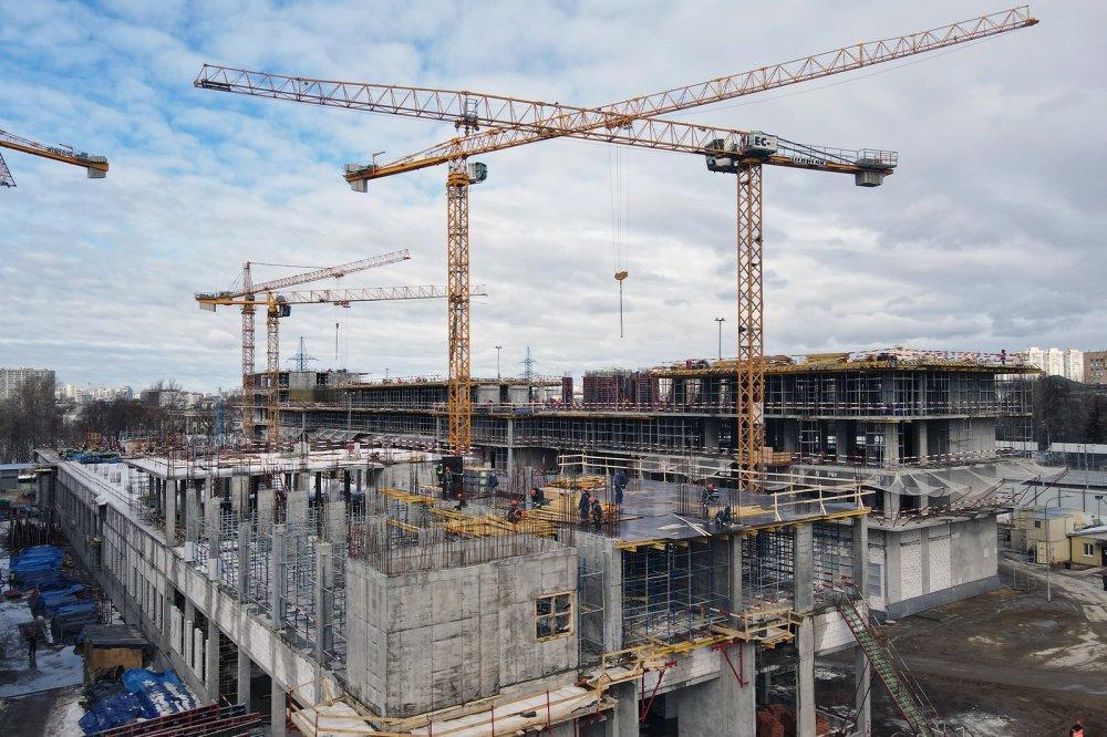 Новый комплекс инфекционной больницы № 1 могут построить досрочно