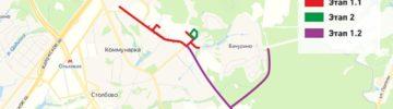 Что объединит Калужское шоссе и трассу Солнцево – Бутово – Варшавское шоссе