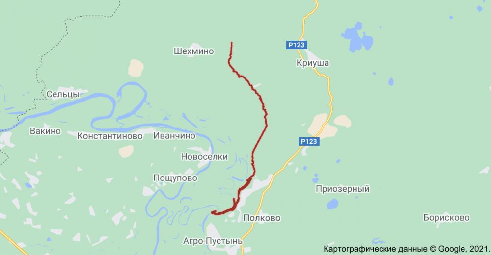 Как в Рязани будут очищать от мусора русло реки Солотча