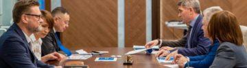 Министр строительства и ЖКХ РФ Ирек Файзуллин провёл рабочую встречу с главой Чувашии Олегом Николаевым