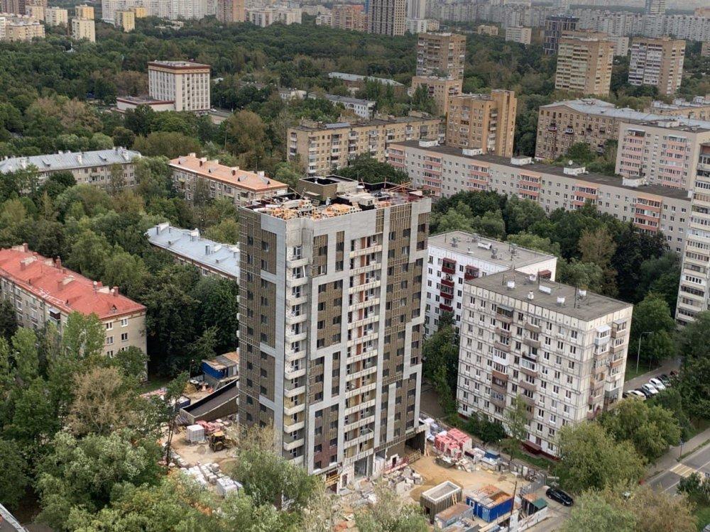 Москвичи стали брать больше жилья випотеку