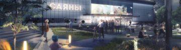 На востоке Москвы завершена реконструкция кинотеатра «Саяны»
